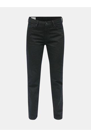 Černé dámské slim džíny s vysokým pasem Kings of Indigo Kimberly