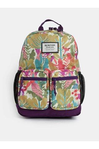 Fialovo-zelený holčičí batoh batoh Burton Gromlet 15 l