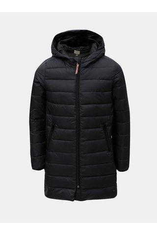 Černá holčičí voděodolná bunda s kapucí Roxy KEEP IN FLOWLEGGI