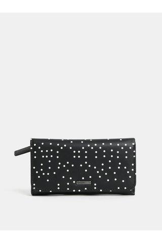 Černá puntíkatá peněženka Roxy