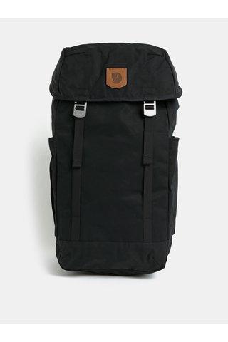 Černý voděodolný batoh Fjällräven 38 l