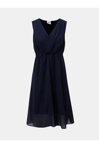 Rochie albastru inchis pentru alaptat Mama.licious Yolanda