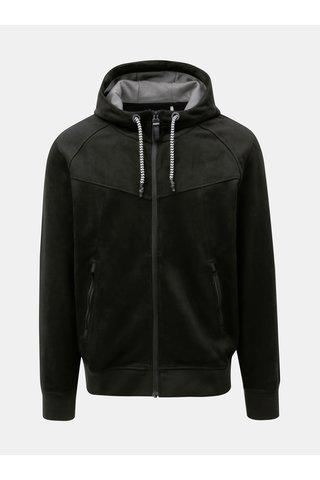 Jacheta barbateasca sport neagra s.Oliver