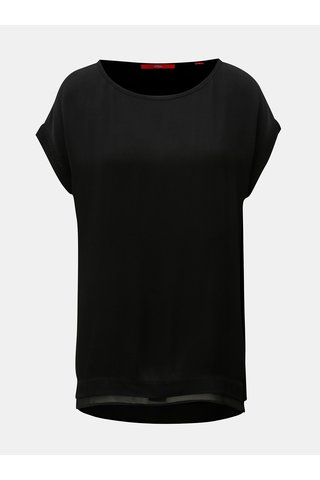 Bluza lejera neagra s.Oliver