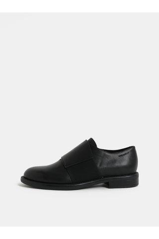 Pantofi de dama negri din piele Vagabond Amina