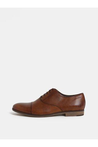 Pantofi barbatesti maro din piele Vagabond Linhope