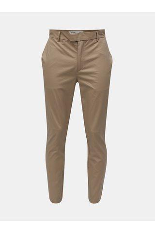 Pantaloni chino bej slim fit Burton Menswear London