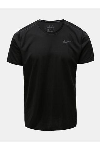 Tricou barbatesc functional negru Nike Miler