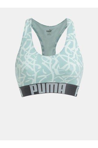 Mentolová vzorovaná podrsenka Puma