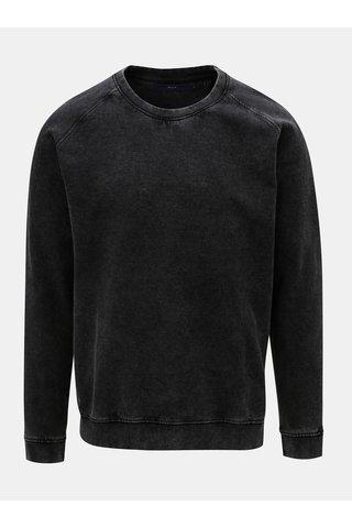 Bluza sport neagra melanj SUIT Hunter