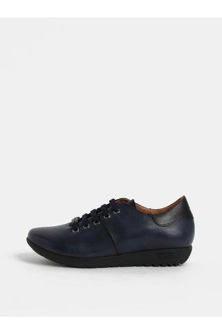 Pantofi sport albastru inchis din piele naturala Pikolinos Blue