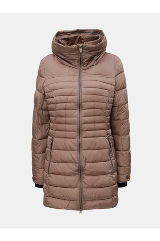 Jacheta de dama roz prafuit matlasata lunga killtec