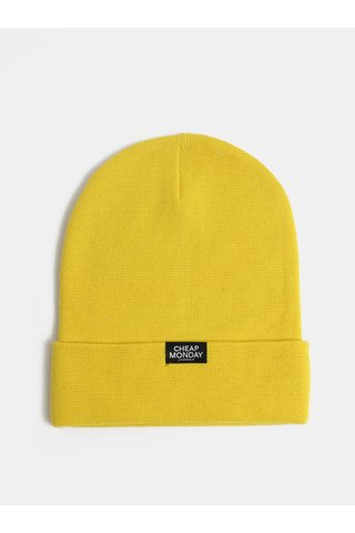 Žlutá čepice Cheap Monday