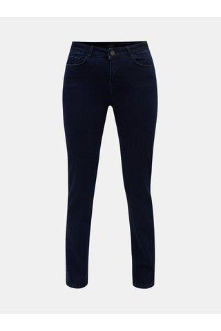 Tmavě modré straight fit džíny Yest Lynn