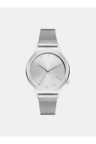 Dámské hodinky ve stříbrné barvě Komono Lexi Royale