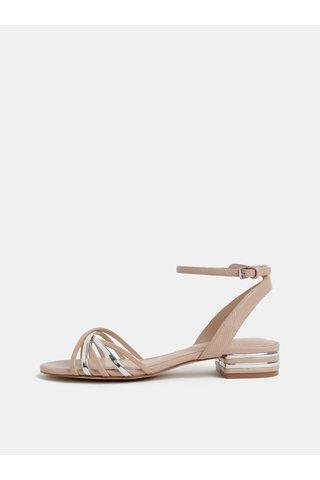 Tělové dámské sandály ALDO