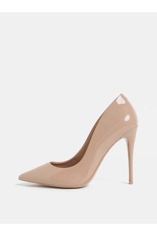Pantofi roz pal cu varf ascutit ALDO