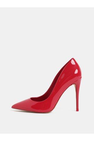 Pantofi rosii cu varf ascutit ALDO