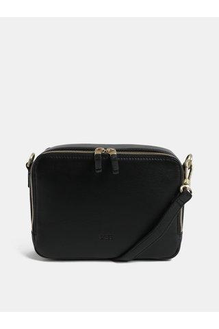 Černá kožená crossbody kabelka BREE Nieva 1