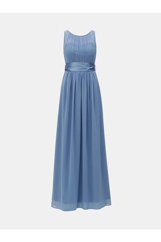 Rochie maxi albastra cu panglica Dorothy Perkins