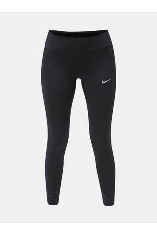 Leggings de dama negri cu buzunar Nike Racer