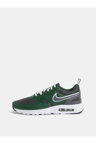 Tenisi barbatesti gri-verde Nike Air Max Vision Shoe