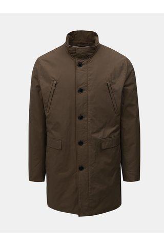 Khaki zimní bunda Selected Homme