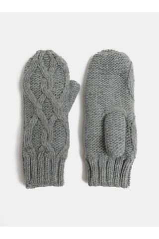 Šedé rukavice VERO MODA Cala