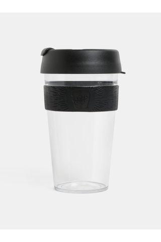 Cana neagra de calatorie KeepCup Original large 454 ml