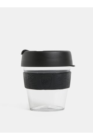 Cana neagra de calatorie KeepCup Original small 227 ml