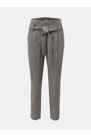 Pantaloni gri cu model Dorothy Perkins Petite
