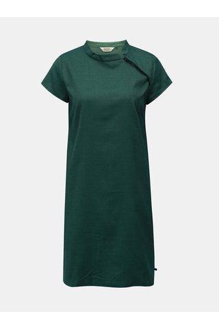 Rochie verde melanj drept SKFK