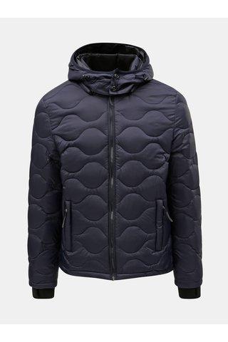 Jacheta albastra matlasata lejera Dstrezzed
