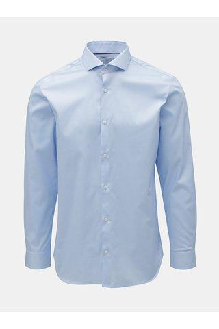 Camasa albastru deschis comfort fit Jack & Jones Comfort