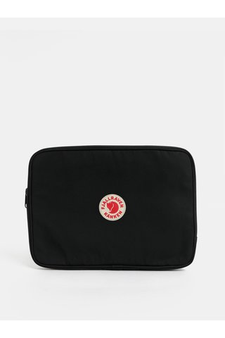 Portofel negru pentru laptop Fjällräven Kånken laptop case 13