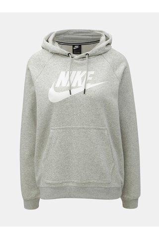 Hanorac de dama gri standard fit Nike