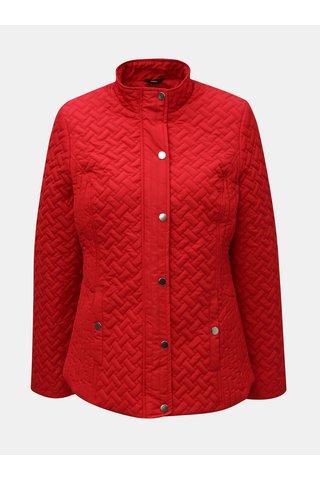 Jacheta rosie lejera matlasata M&Co