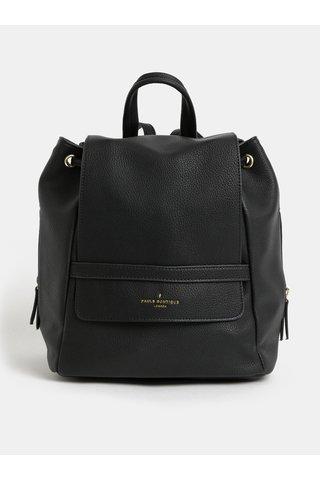 Černý koženkový batoh Paul's Boutique Charlie