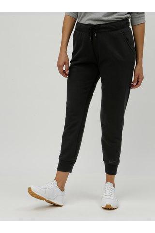 Pantaloni sport de dama negri Nike Dry