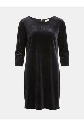 Tmavě modré šaty VILA Minny