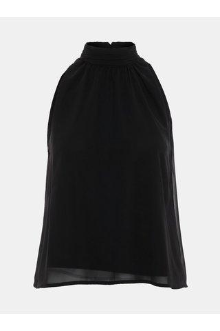 Bluza neagra fara maneci VERO MODA Soffie