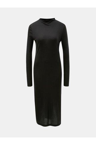 Černé šaty VERO MODA AWARE Fay