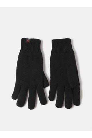 Černé rukavice Jack & Jones Leon