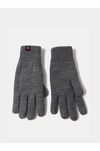 Šedé rukavice Jack & Jones Leon