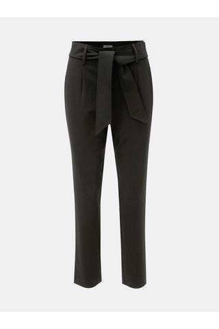 Pantaloni negri cu talie inalta Jacqueline de Yong Felix