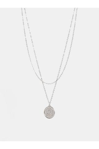 Colier auriu cu motiv moneda Pieces Cohio