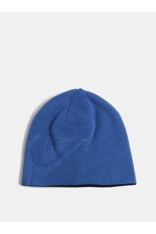 Modrá pánská oboustranná čepice Quiksilver M&W You