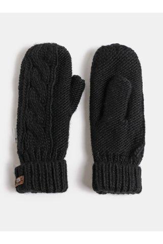 Manusi negre cu un deget Roxy Winter Mittens