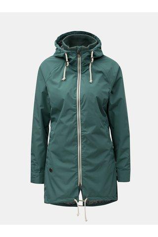 Jacheta verde da dama lejera impermeabila WOOX Nimbus Urban