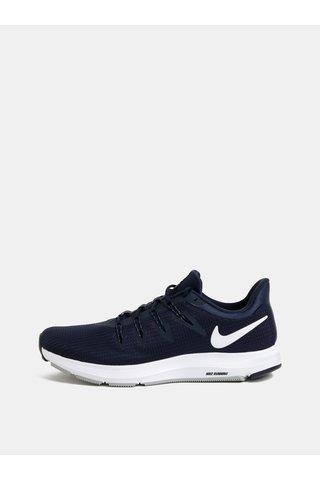 Adidasi barbatesti albastru inchis Nike Quest